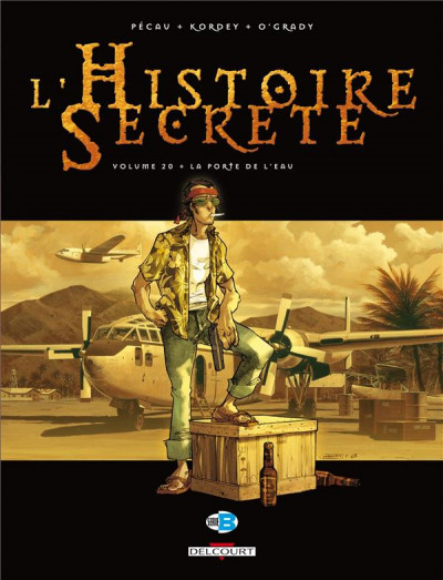 Couverture L'histoire secrète tome 20