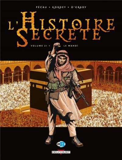 Couverture L'histoire secrète tome 21