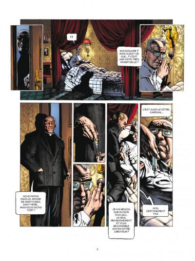 Page 3 L'histoire secrète tome 21