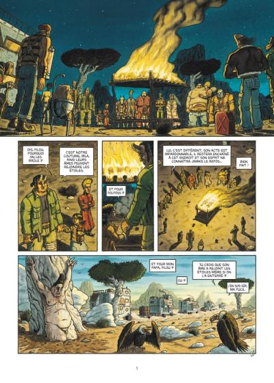 Page 1 caravane tome 2 - la loi des monstres