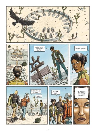 Page 2 caravane tome 2 - la loi des monstres