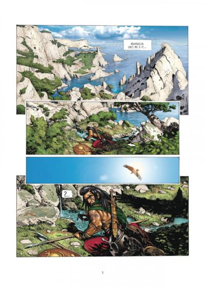 Page 1 keltos tome 1 - le corbeau des batailles