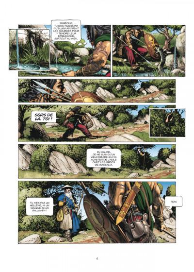 Page 2 keltos tome 1 - le corbeau des batailles