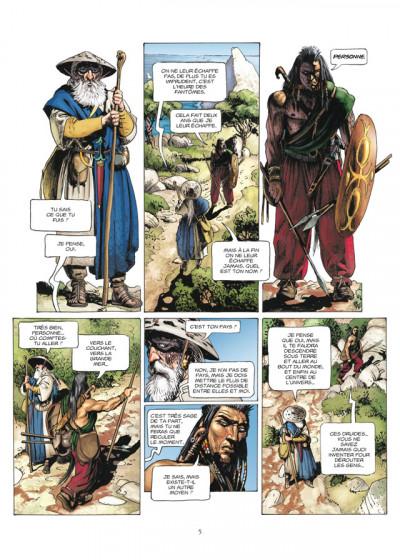 Page 3 keltos tome 1 - le corbeau des batailles