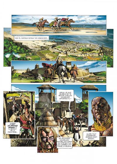 Page 4 keltos tome 1 - le corbeau des batailles
