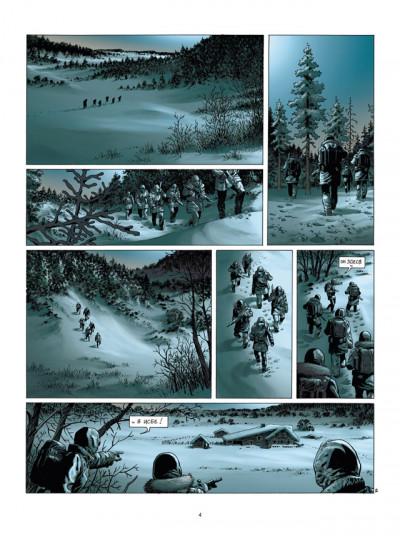 Page 2 le chant des stryges tome 13 - saison 3 - pouvoirs