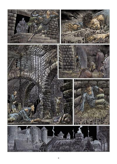 Page 5 je suis cathare tome 3 - immensité retrouvée
