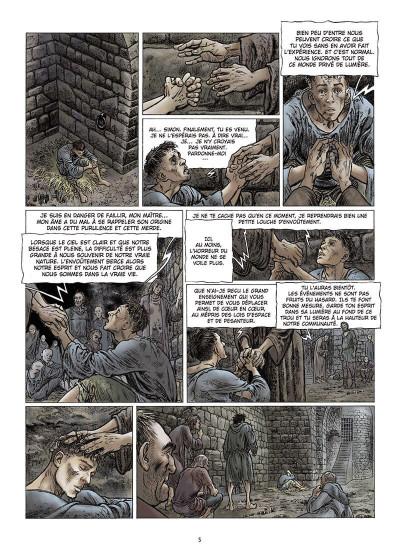 Page 6 je suis cathare tome 3 - immensité retrouvée