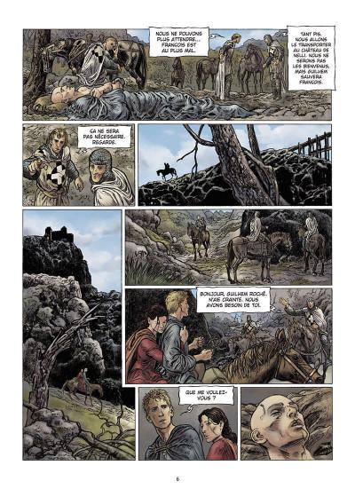 Page 7 je suis cathare tome 3 - immensité retrouvée
