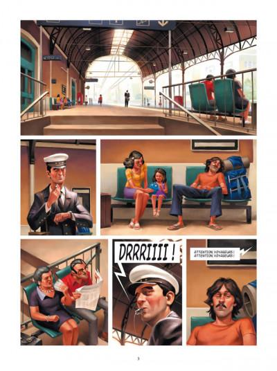 Page 1 on dirait le Sud tome 2 - la fin des coccinelles