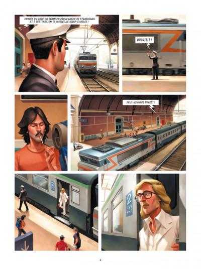 Page 2 on dirait le Sud tome 2 - la fin des coccinelles