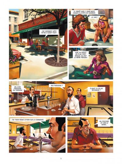 Page 3 on dirait le Sud tome 2 - la fin des coccinelles