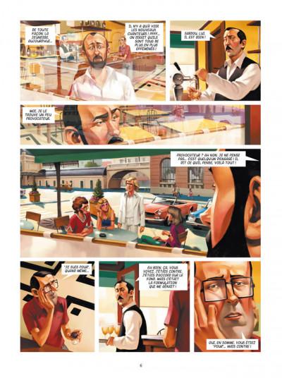Page 4 on dirait le Sud tome 2 - la fin des coccinelles