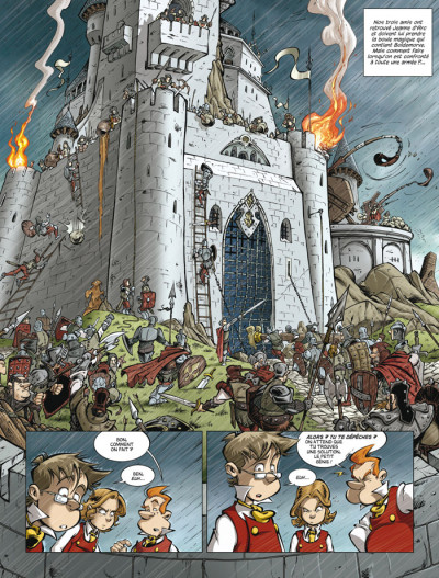 Page 1 harry cover tome 4 - les monstres du labyrinthe