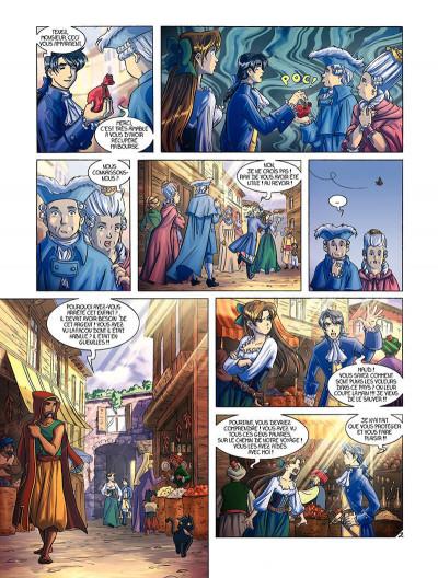 Page 3 La rose écarlate tome 5