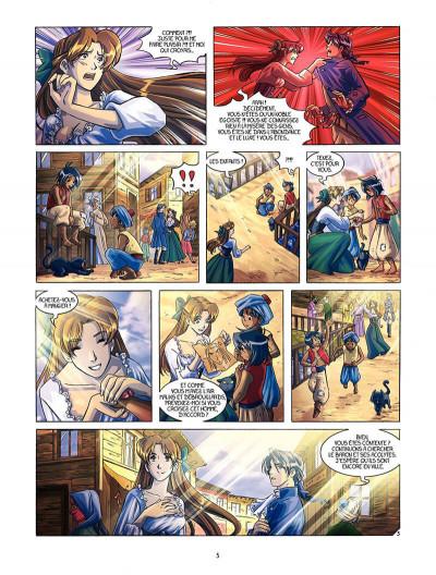 Page 4 La rose écarlate tome 5