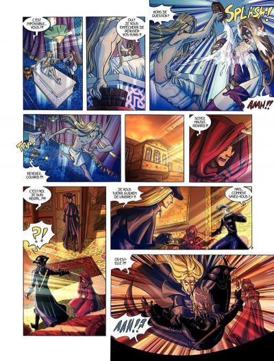 Page 8 La rose écarlate tome 5