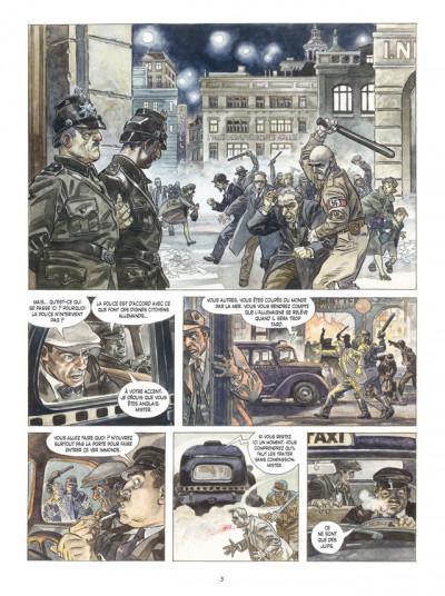 Page 1 la guerre des magiciens tome 1 - Berlin