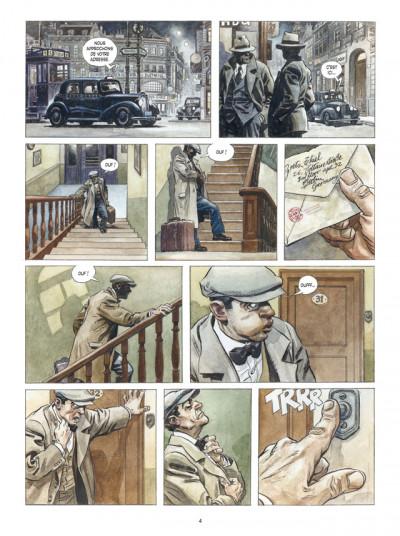 Page 2 la guerre des magiciens tome 1 - Berlin