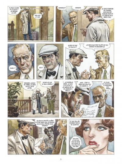 Page 3 la guerre des magiciens tome 1 - Berlin
