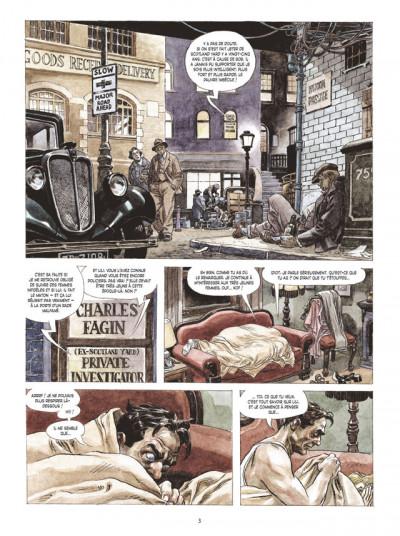 Page 1 la guerre des magiciens tome 2 - Londres
