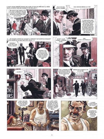 Page 3 la guerre des magiciens tome 2 - Londres