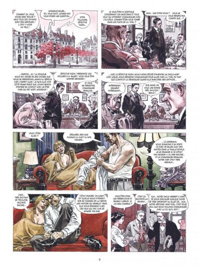 Page 4 la guerre des magiciens tome 2 - Londres