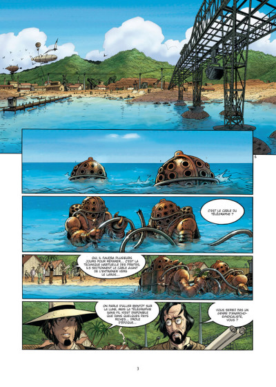 Page 1 Hauteville house tome 6