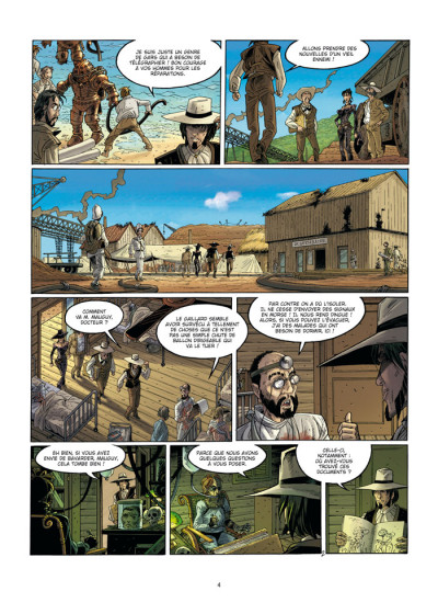 Page 2 Hauteville house tome 6