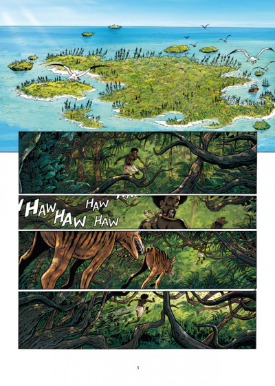 Page 1 Hauteville House tome 7