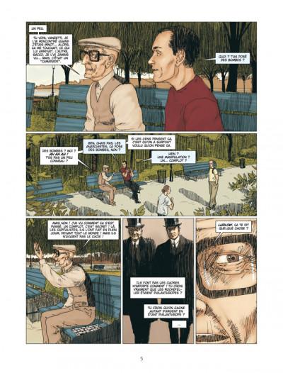 Page 3 american tragedy ; l'histoire de Sacco & Vanzetti