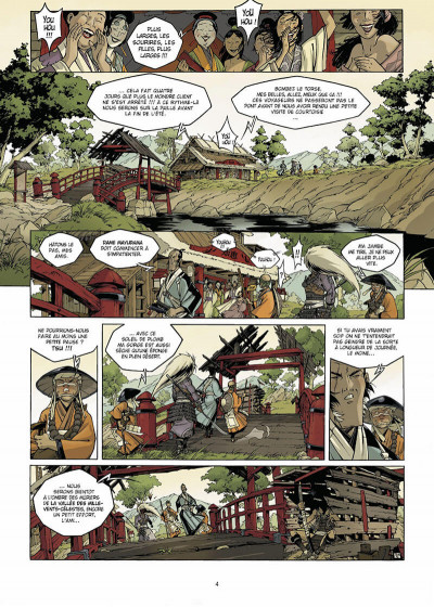 Page 5 okko tome 5 - le cycle de l'air tome 1/2