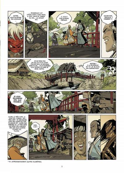 Page 6 okko tome 5 - le cycle de l'air tome 1/2