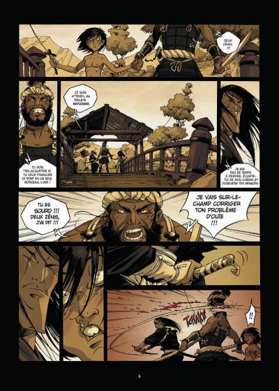 Page 7 okko tome 5 - le cycle de l'air tome 1/2