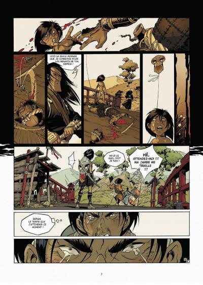 Page 8 okko tome 5 - le cycle de l'air tome 1/2