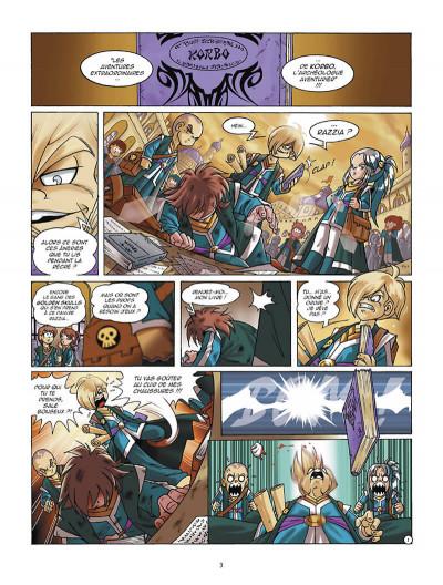Page 4 Les légendaires tome 10