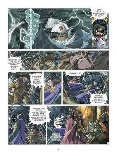 Page 6 Les légendaires tome 10