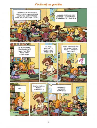 Page 2 les blagues de Toto T.8 - l'élève dépasse le mètre