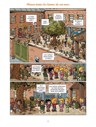 Page 4 les blagues de Toto T.8 - l'élève dépasse le mètre