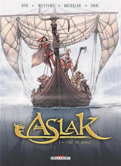 image de Aslak tome 1 - l'oeil du monde