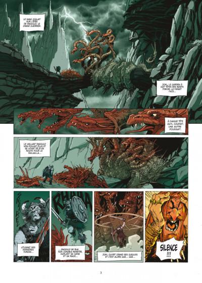 Page 1 Aslak T.1 - l'oeil du monde