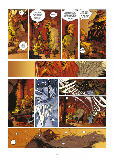 Page 4 Aslak T.1 - l'oeil du monde