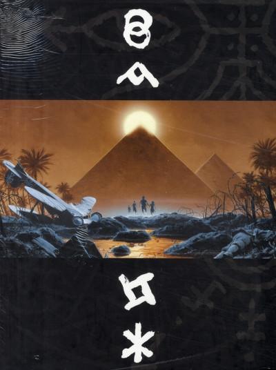image de l'histoire secrète - coffret tome 1 à tome 7