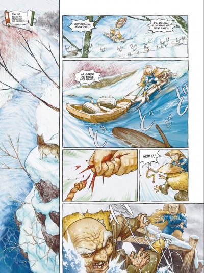 Page 1 contes cruels du Japon