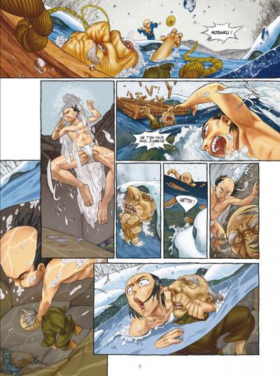 Page 2 contes cruels du Japon