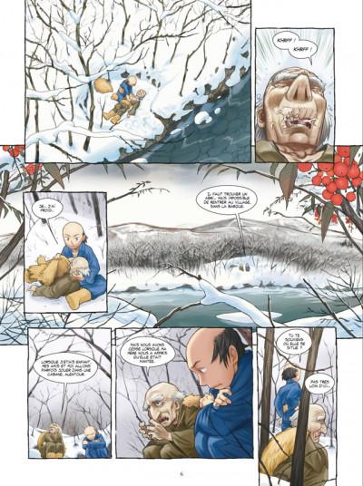 Page 3 contes cruels du Japon
