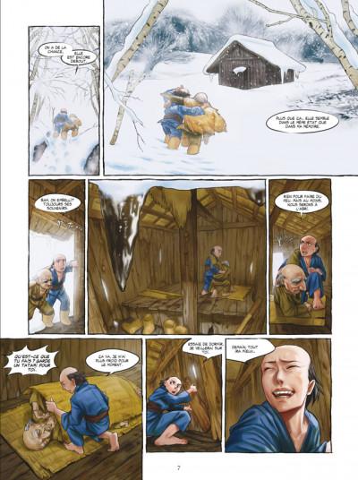 Page 4 contes cruels du Japon
