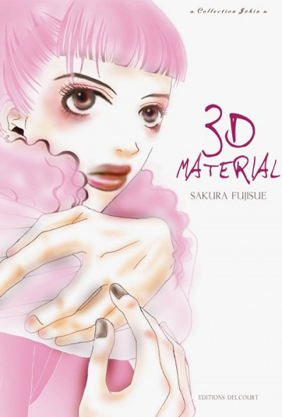 Couverture 3d material