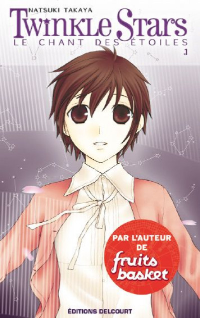 Couverture twinkle stars tome 1
