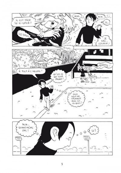 Page 3 l'endormeur tome 1 - château rose